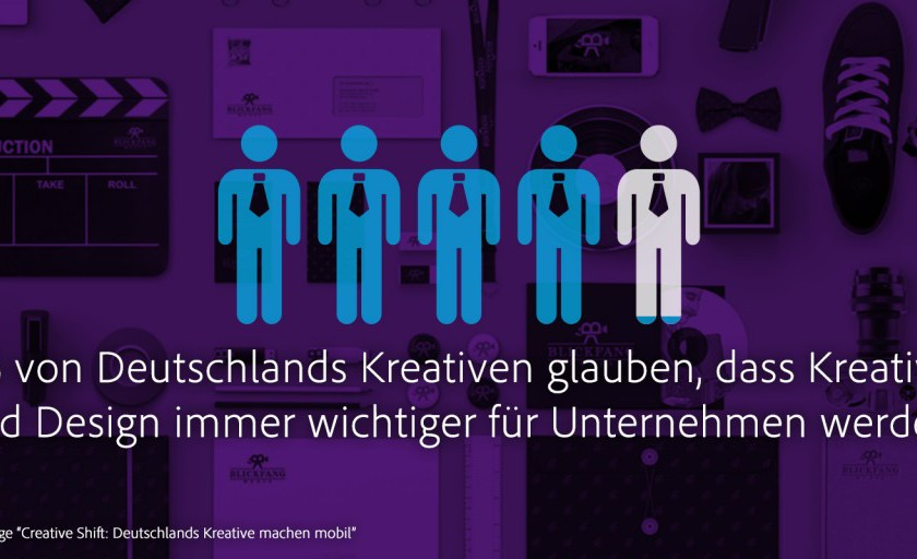 Creative Shift – Deutschlands Kreative machen mobil