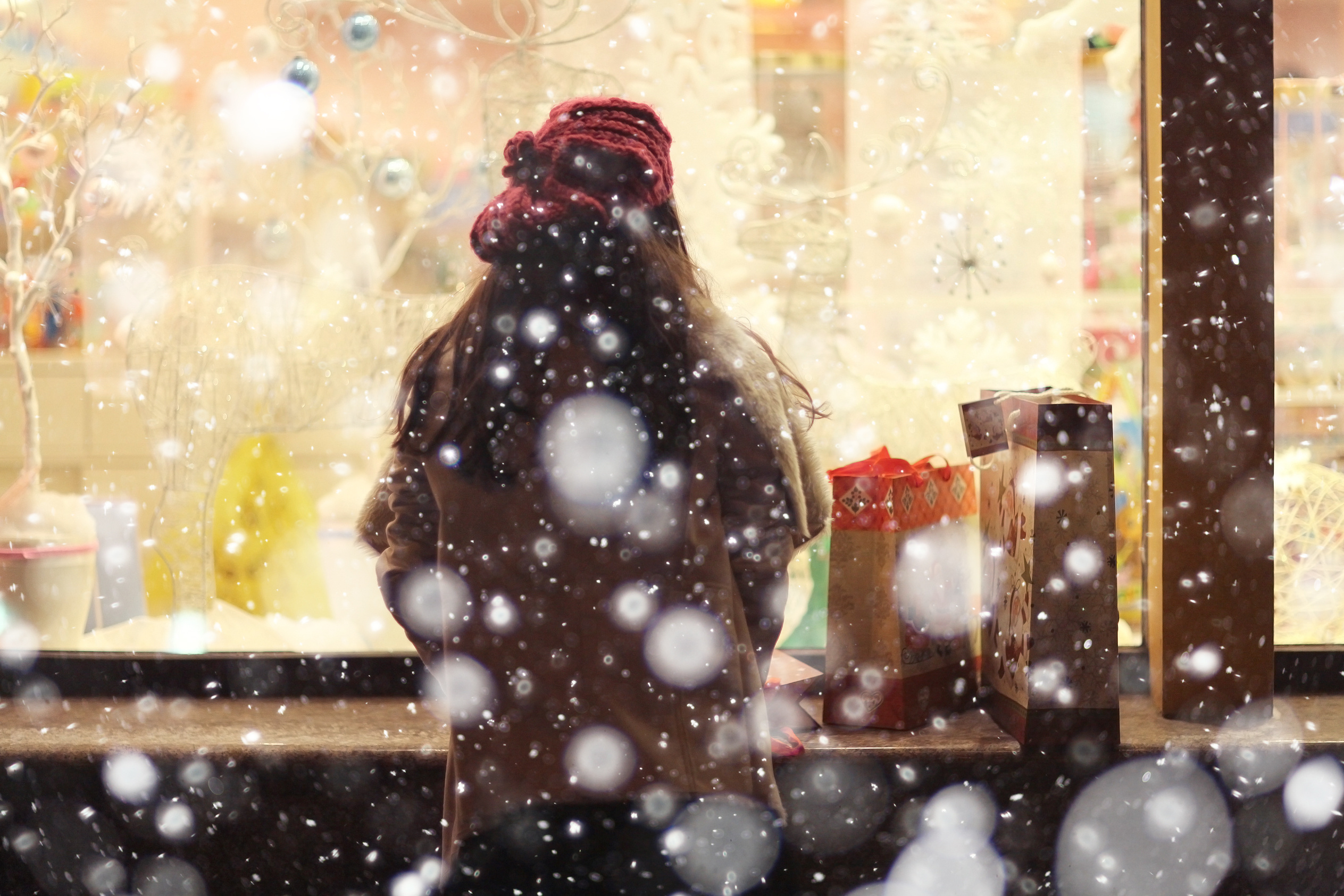 ADI: Weihnachts-Shopping