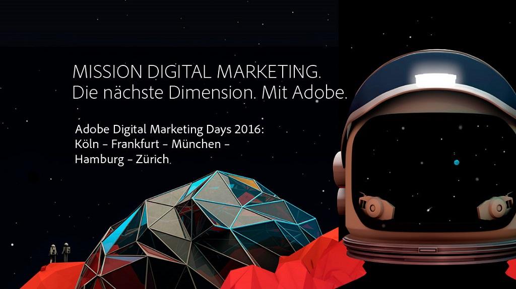 Adobe Marketing Days 2016