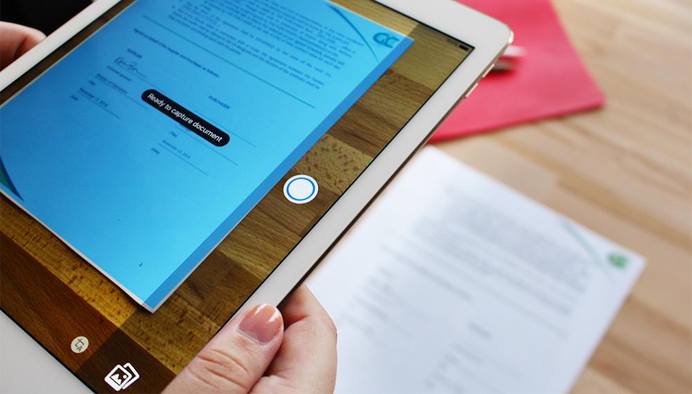 Kostenlos Mobil Scannen Mit Dem Adobe Acrobat Reader Adobe