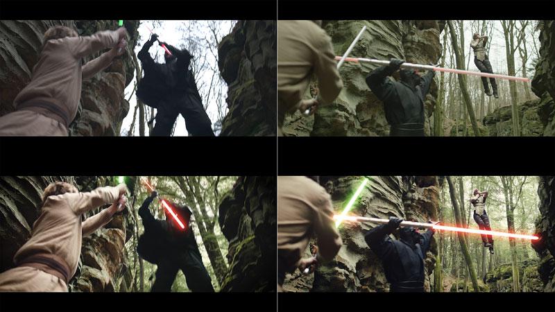"Hinter den Kulissen von ""Darth Maul: Apprentice"" – by T7 Productions"