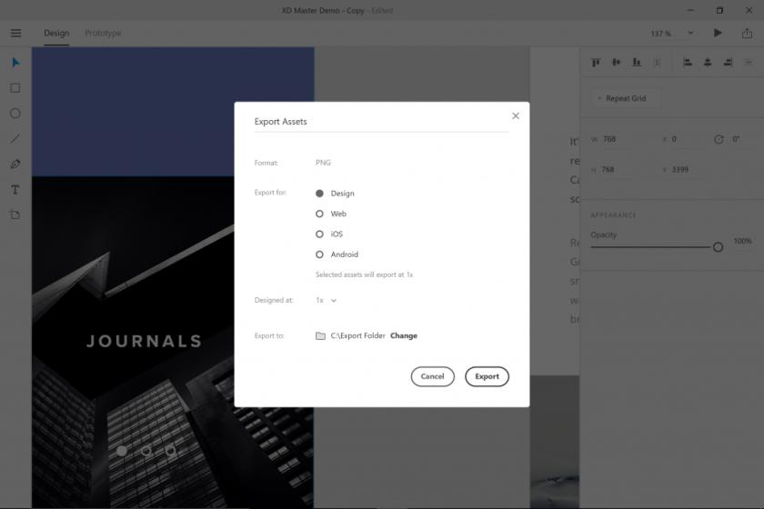 Ab sofort verfügbar: Die Adobe Experience Design CC Beta für Windows 10