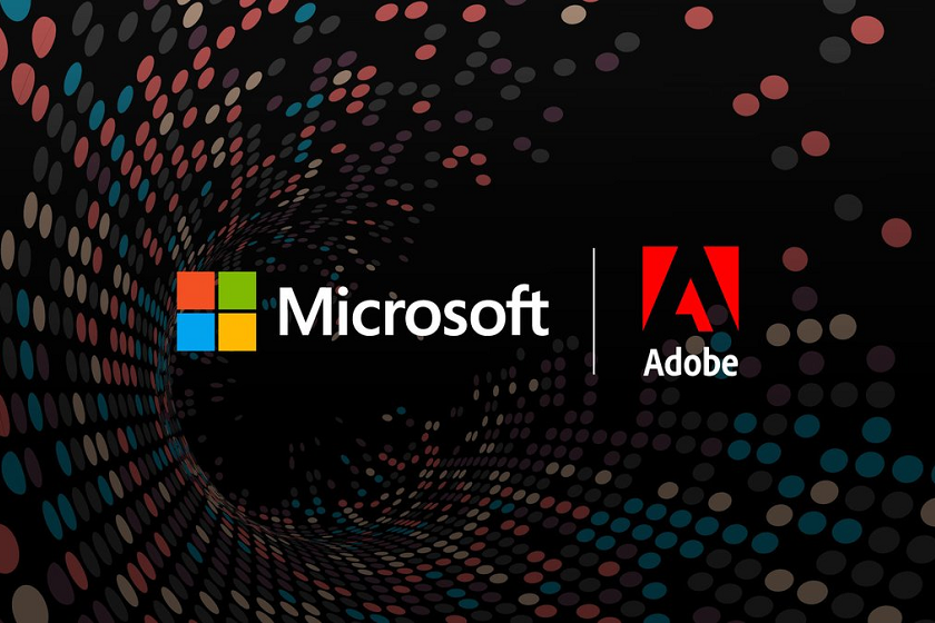 Adobe Microsoft Kooperation