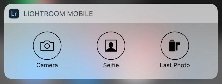 Notification Center Widget