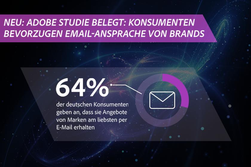 Adobe E-Mail Studie
