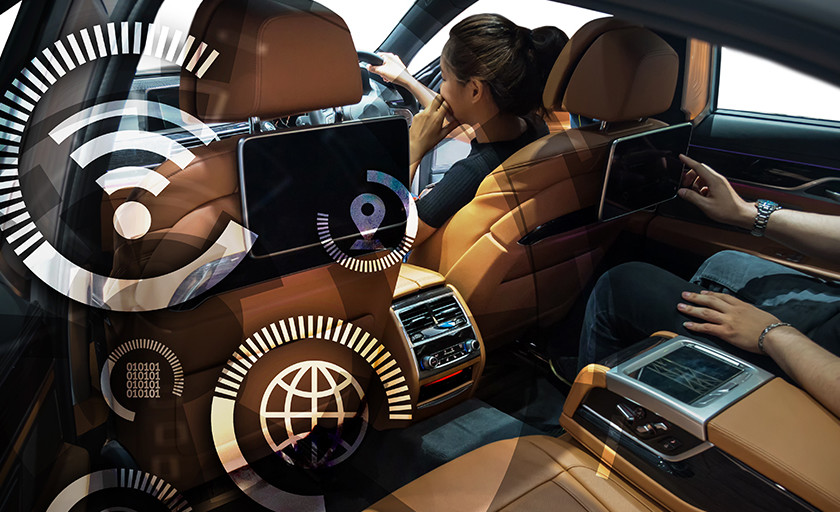 Connected Cars - Adobe