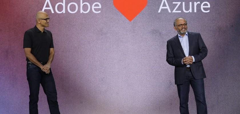 Adobe x Microsoft Azure