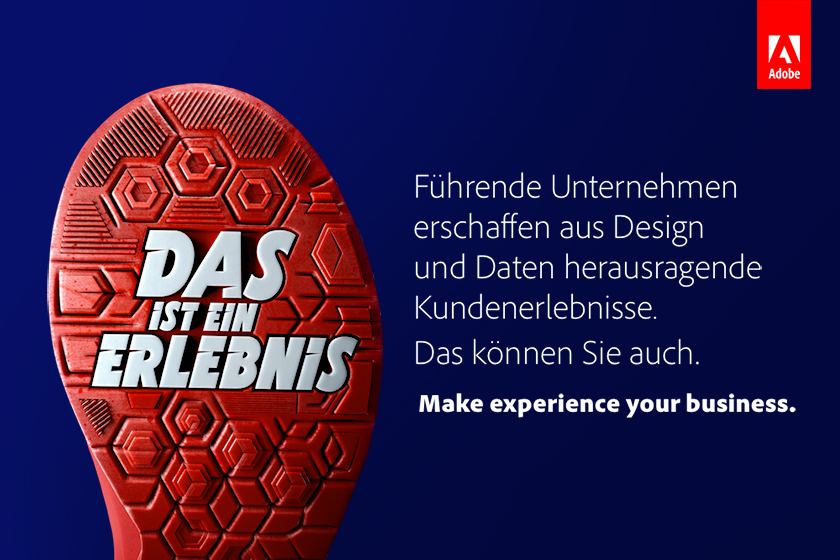 Adobe Experience Business Campaign