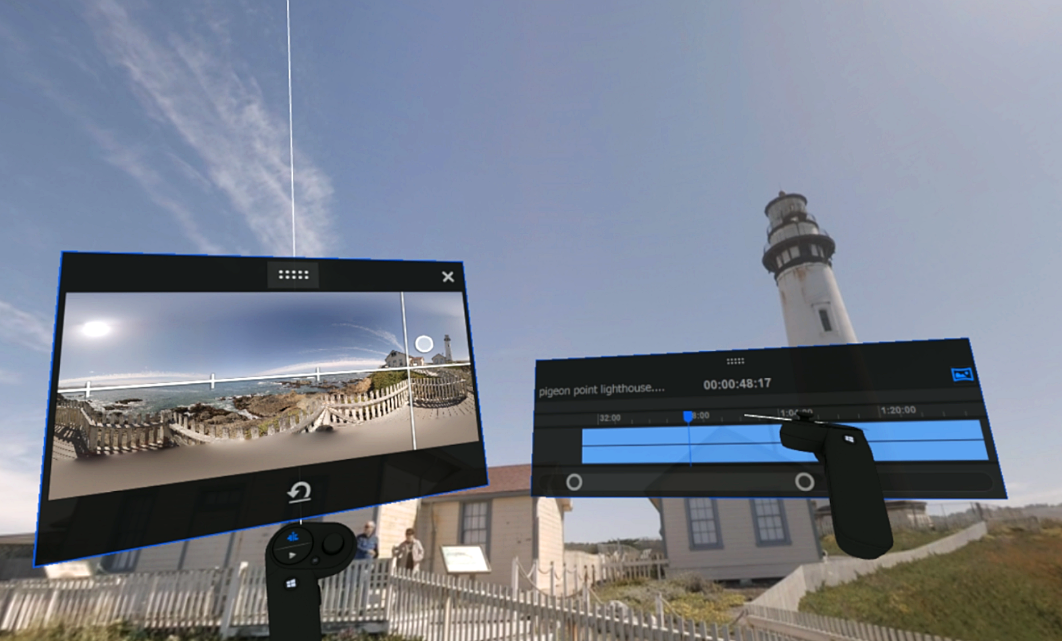 PremierePro_AdobeImmersiveEnvironment_spatial-and-Timeline-Navigation