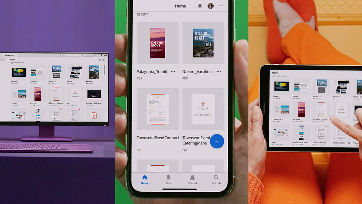 Adobe Eröffnet Neue Möglichkeiten Rund Um Pdf Mit Der